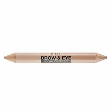 Milani Brow and Eye Highlighters, Matte Cream/ Luminous Lift by Milani