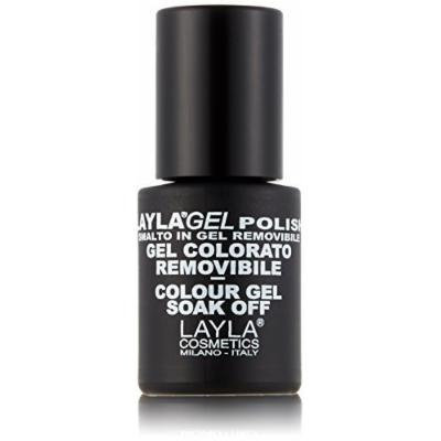 Layla Cosmetics Layla Gel Nail Polish Colour In The Sky x 0.01 Litre by LAYLA COSMETICS
