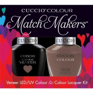 Cuccio Veneer and Colour Matchmaker Nail Polish, Speeding On German Autoban by CoCo-Shop