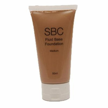 SBC Fluid Base Foundation Medium 50ml by SBC