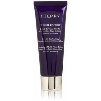 By Terry Sheer Expert Fluid Foundation - 1 - Fair Beige by By Terry