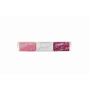 Models Own Artstix Duo Pink Stuff Nail Polish 5ml - by Models Own