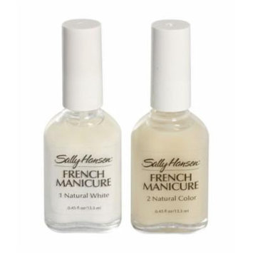 Sally Hansen French Manicure Kit for Women, Nearly Nude 2289 by Sally Hansen
