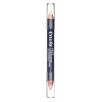 Eylure Matt & Shimmer Dual Ended Brow Luminzer Pencil 4g