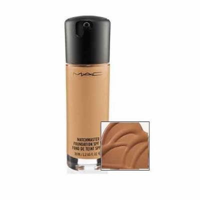 MAC Matchmaster Foundation SPF 15 - Line-reducing Soft-focus Powders, 1.2 Oz (7.5)