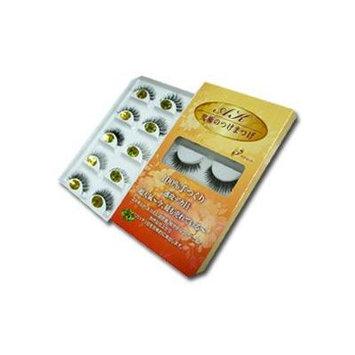 AK Eyelash Authentic Japan 100% Handmade False Fake Eyelash AK 609 (5 Pair in Box) by AK