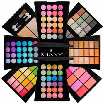 SHANY Beauty Cliche Makeup Palette Gift Set, Multi by SHANY Cosmetics