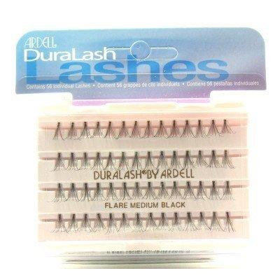 Ardell Duralash Flare Medium Black (56 Lashes) (Case of 6) by Ardell