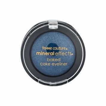 Mineral Effects Baked Cake Eyeliner Navy by Femme Couture