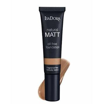 IsaDora Natural Matt Foundation 35ml (20 matt honey)