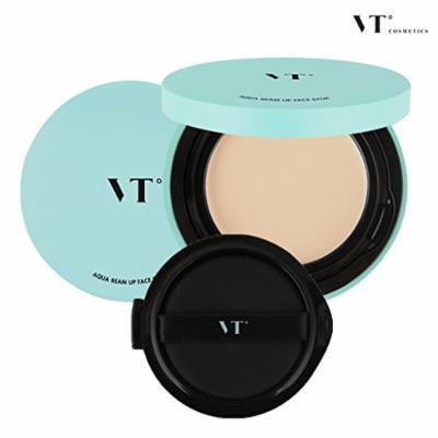 [VT COSMETICS] Aqua Beam Up Face Balm SPF 50 PA+++ 18g + Refill 18g / Makeup Tone up Base Primer