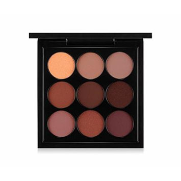 MAC Saturated, Soft and Smooth Eyes X 9 Palette, Burgundy
