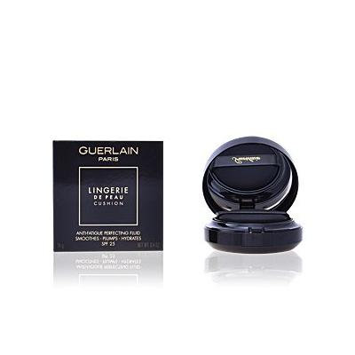 Lingerie De Peau Cushion Cream Foundation by Guerlain 04N Moyen 14g