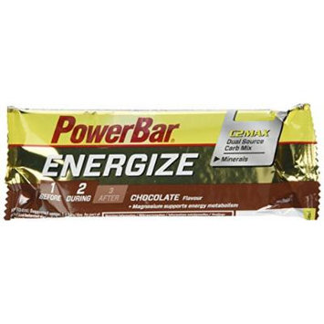 PowerBar Energize Bar Box Vanilla (25)