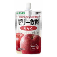 Janefu jelly drink apple 100gX8 pieces [Category 4: may not bite]