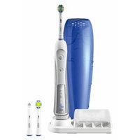 Brown Oral B electric toothbrush dental pride 4000 D 295354 X