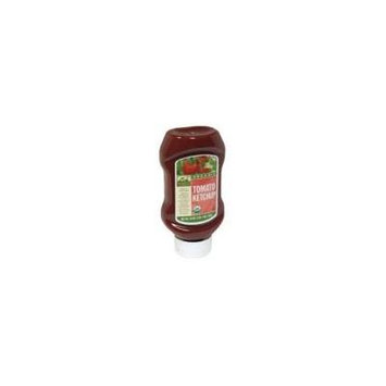 Woodstock Upside Down Tomato Ketchup ( 12x20 OZ)