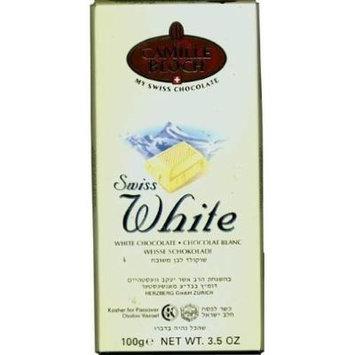 Torino Swiss White Milk Chocolate Bar (Pack of 4) by Camille Bloch