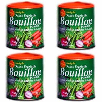 (4 PACK) - Marigold - Org Veg Bouillon Powder | 150g | 4 PACK BUNDLE