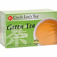 Uncle Lees Tea Green Tea - Case of 6 - 20 Bags