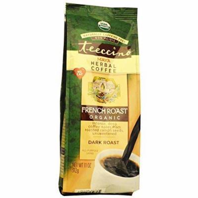 Organic Maya Caffe Dark Roast - 11 oz - Powder by Teeccino