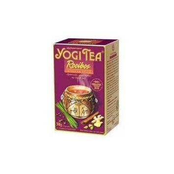 Yogi Tea Rooibos African Spice 15 Bag by Yogi Tea
