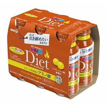 VAAM diet pink grapefruit flavor 200ml ~ 6 this [Parallel import]