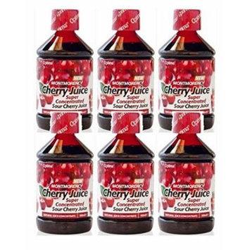 Optima Montmorency Cherry Juice 6 x 500ml by Optima
