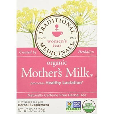Traditional Medicinals Organic Mother's Milk 16 Tea Bags by Traditional Medicinals