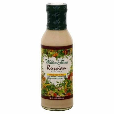 Walden Farms, Drssng Cf Russian, 12 OZ (Pack of 6) by Walden Farms
