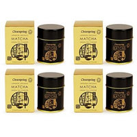 (4 PACK) - Clearspring - Org Matcha Green tea (tin) | 30g | 4 PACK BUNDLE by Clearspring