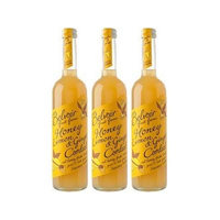 - Belvoir - Honey Lemon Ginger Cordial | 500ml | BUNDLE by Belvoir