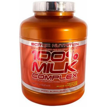 Scitec 100% Milk complex 2350g pistachio white chocolate by Scitec
