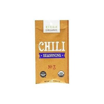 Riega Foods Gluten Free Chili Seasoning (8X0.9 OZ)