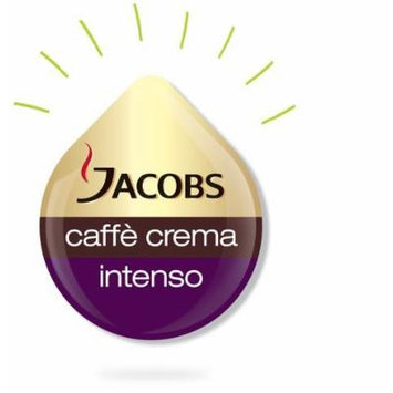 TASSIMO Jacobs Caffe Crema Intenso (32 servings) by Tassimo