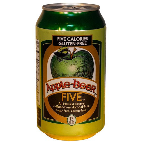 Apple Beer (12 cans) (Apple Beer FIVE)