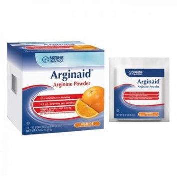 Arginaid arginine-intensive orange flavor powdered mix 9.2g packet part no. 35983000 (56/case)