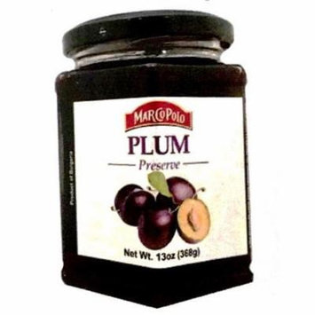 Marco Polo Plum Preserves - 13oz