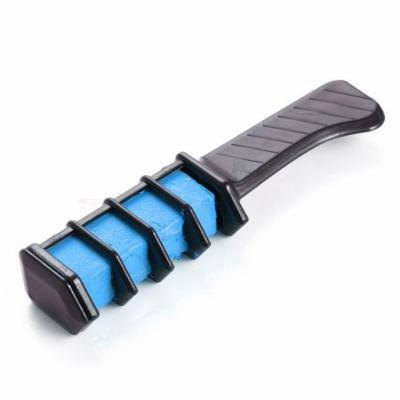 Temporary Hair Color Comb - 7 Colors Hair Chalk With Brush - Hair Chalk Comb for Girls, Party, Cosplay (7 Color)