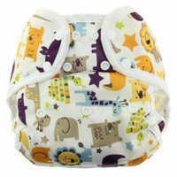 Blueberry One Size Deluxe Pocket Snap - Jungle Jam