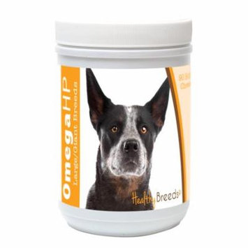Healthy Breeds Australian Cattle Dog Omega HP Fatty Acid Skin and Coat Support Soft Chews