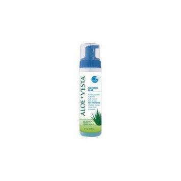 Aloe Vesta Cleansing Foam, 4 oz. Bottle 1Ea