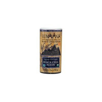 Himalania Organic & Fair Trade Black Chia Seeds, 7 Oz