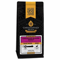 Chocolate Glaze Donut Flavored Ground Coffee, 12 Ounce Bag