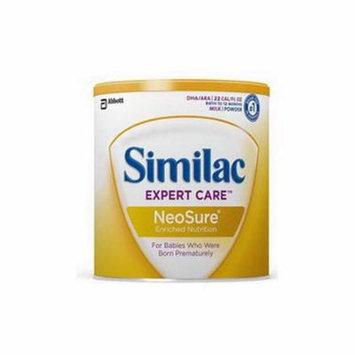 Similac expert care neosure w/iron 13.1 oz. pwdr part no. 5743076 (1/ea)