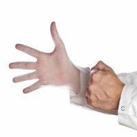 Exam Glove NonSterile Powder Free Vinyl Ambidextrous Smooth Size:X-Large 400-Ct