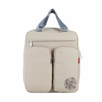 OUTAD Fashion Insular Mummy Shoulder Bag Multifunctional Diaper Bag Large Capacity Handbag Nappy Bag Nursing Bag for Baby Care