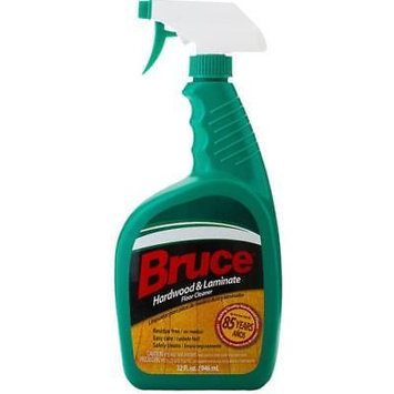 Bruc-W-9 Bruce Hardwood & Laminate Floor Cleaner - 32 Oz. Spray Ottle 2PK