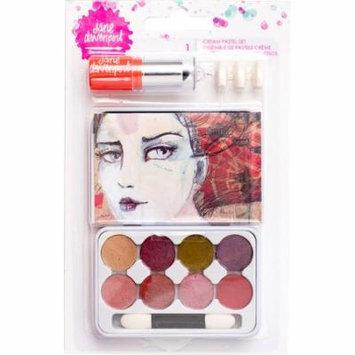 Jane Davenport Mixed Media 2 Cream Pastels Tin 22/Pkg-Lip Gloss