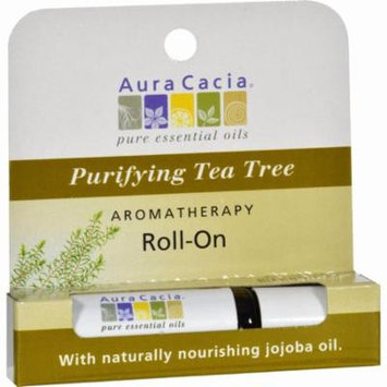 Aura Cacia Cleansing Stick Tea Tree - 0.29 Fl Oz - Pack of 6